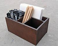 Подставка для салфеток и специй (№2) | Era Creative Wood