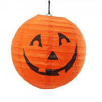 Декор подвесной на Хэллоуин тыква