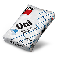 BAUMIT Uni.  Клеевая смесь для облицовки керамогранитной плитки, 25кг