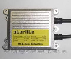 "Блок розжига 12V 35W Slim AC ""Starlite"" (9-16V)"
