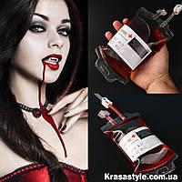 Капельница, емкость для хранения крови