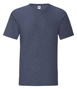 Мужская футболка Iconic 3XL Темно-Синий Меланж