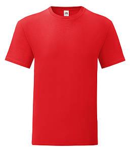 Мужская футболка Iconic S, 40 Красный