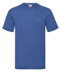 Мужская футболка Iconic M Синий Меланж