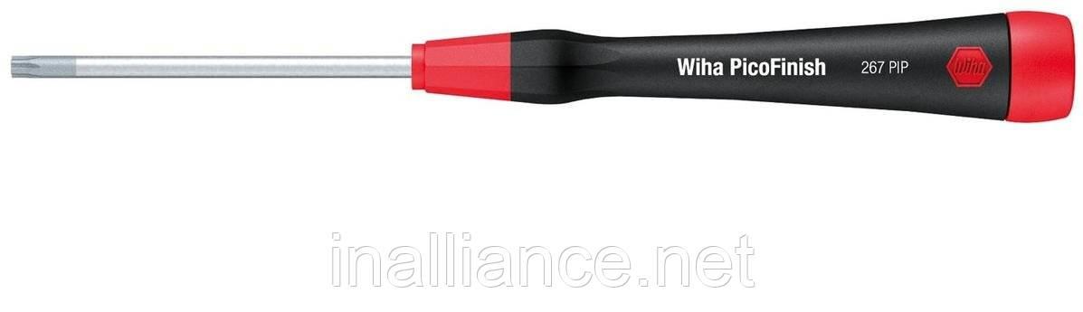 Тонкая микро отвертка T6 х 40 мм TORX® PicoFinish Wiha 00567