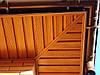 Подшивка кровельного свеса Soffit золотой дуб, фото 4