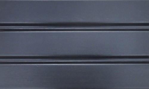 Сайдинг софит ПВХ ASKO Польша перфорированный виниловый Soffit графит, Подшивка свесов крыши ( кровли)
