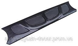 """Зимняя накладка на ВАЗ 2101 Решетка пластик гладкий """"AutoElement"""""""