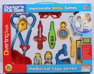 Игровой набор доктора 3226