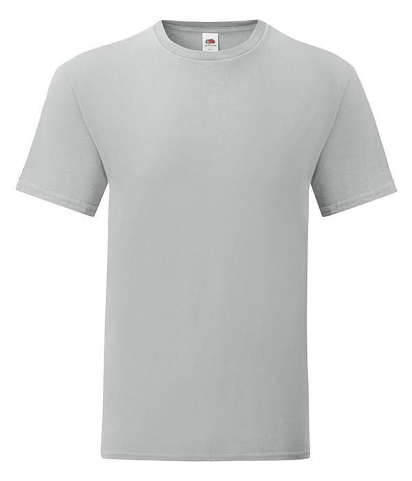 Мужская футболка Iconic XL Металлик