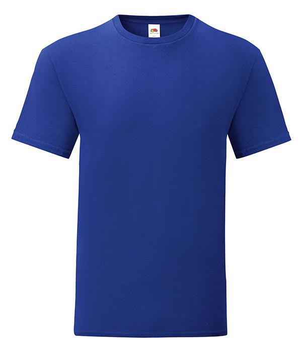 Чоловіча футболка Iconic M Синій Кобальт