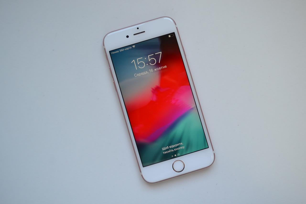 Apple Iphone 6s 64Gb Rose Gold Оригинал!
