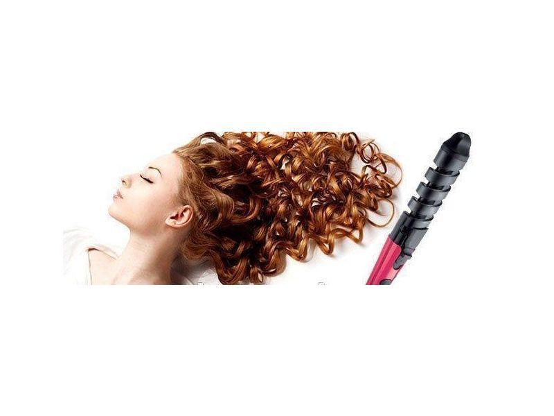 Утюжок плойка для Завивки волос NOVA 2007   Стайлер для волос