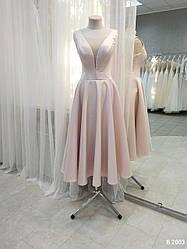 Вечернее, выпускное платье B 2003
