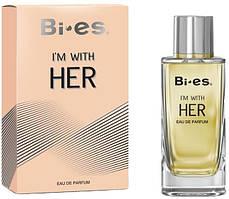 Туалетная вода для женщин Bi-es Im With Her Woman Armani - Because it's You 100 мл (5902734841889)