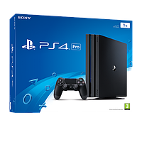 Игровая консоль Sony PS4 PlayStation 4 Pro 1 TB (Black)