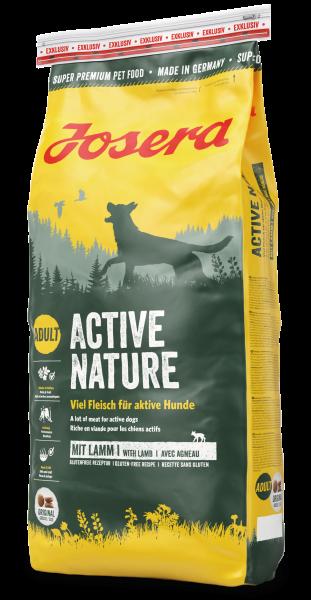 Корм для собак Josera Active Nature 15 кг