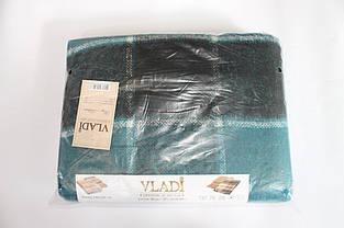Плед VLADI Palermo, полуторный (140x200 см), арт.10584