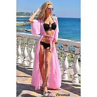 Пляжная туника в пол купить, фото 1