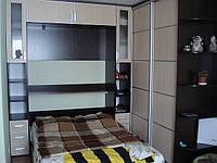 Встроенная мебель шкаф-кровать
