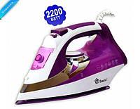 Утюг DOMOTEC MS-2201 2200Вт Фиолетовый