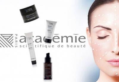 Academie (Франція) Професійна косметика для обличчя і тіла