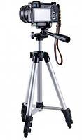 Штатив для фотоаппарата раскладной портативный   ukc 35-102 см трипод с чехлом 3110
