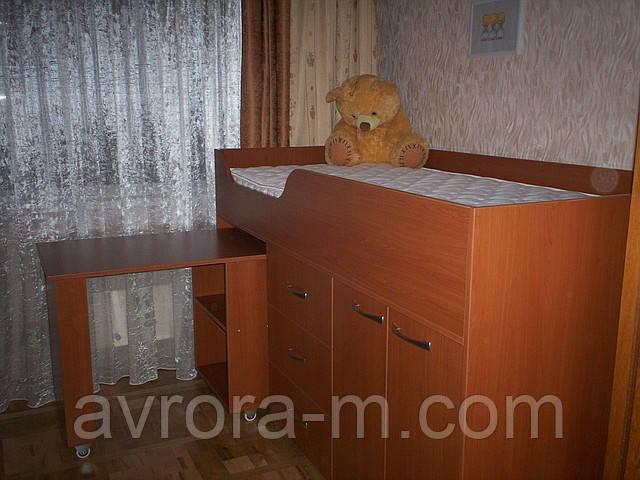 Детская кровать по индивидуальному заказу