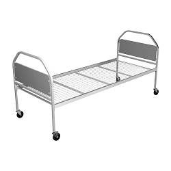 Кровать функциональная медицинская ЛФ-1 (для пациентов, с механической регулировкой)