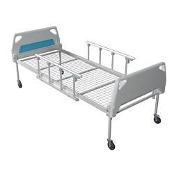 Кровать функциональная медицинская ЛФ-5 (для пациентов, с механической регулировкой)