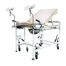 Медичне ліжко акушерська універсальна ЛА-1 (гінекологічний стіл, до та під час пологів)