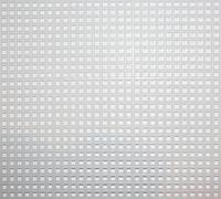 Пластикова Канва Aida 7 CT (27кл на 10см), біла