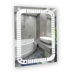 Зеркало LED (60*80*2,5см) VZ-AL-D22 с сенсором