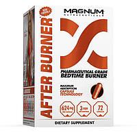 Жиросжигатель Magnum After Burner 72 капсулы (4384301510)