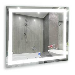Зеркало LED (102*80*2,5см) VZ-AL-D4 с сенсором