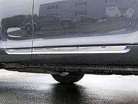 Молдинги на двери Toyota Highlander 2010-on