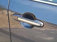 Накладки на дверные ручки Toyota Camry V50 2011-on