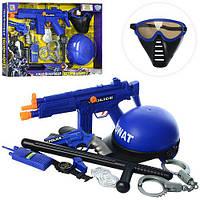 Детский набор Полицейского 33540 игровой набор для спец операции