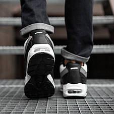Кросівки чоловічі зимові спортивні, фото 3