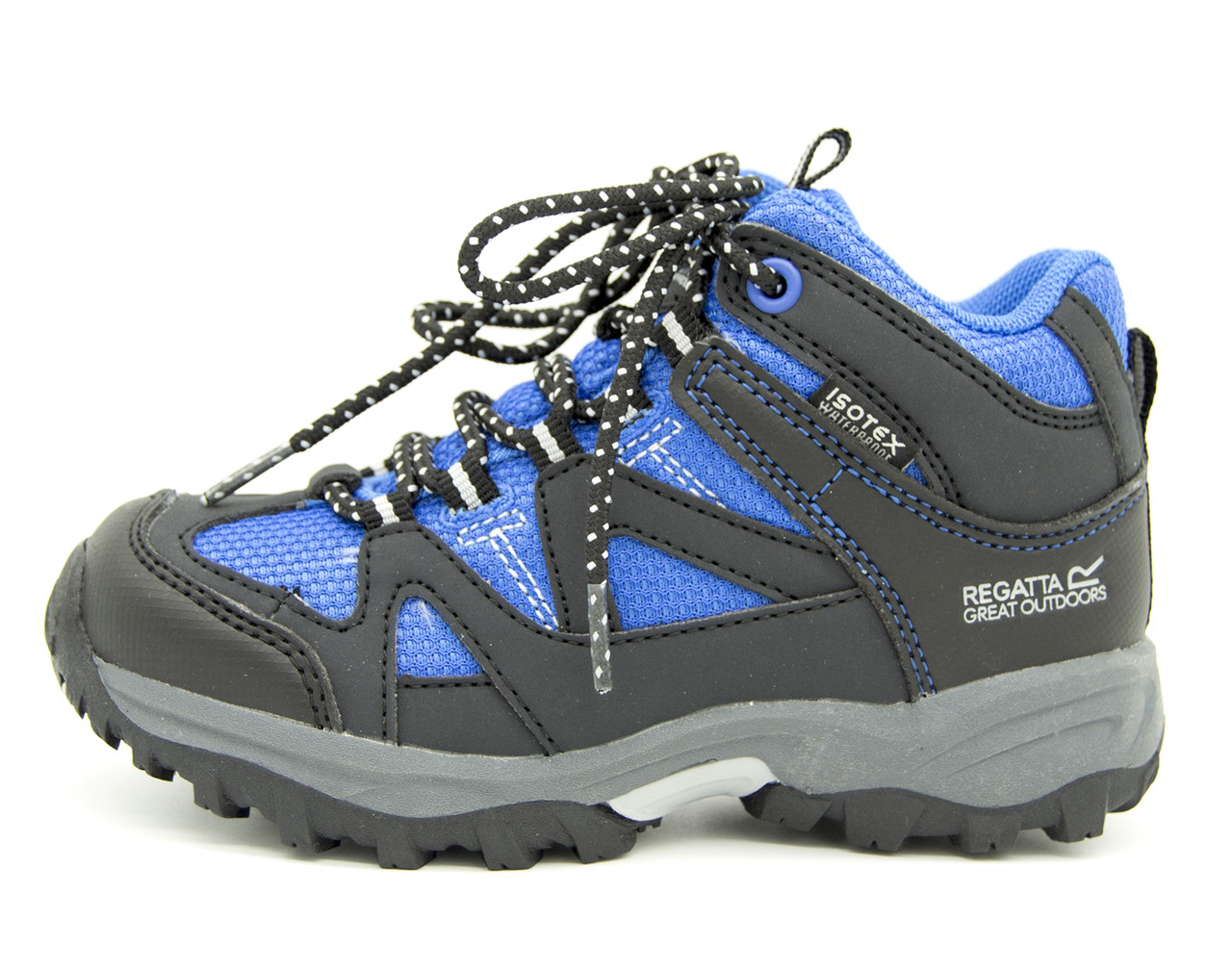Ботинки Regatta Gatlin Mid JNR Размеры: 28 (17,5 см); 29 (18,5 см); 30 (19 см)