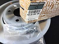 Диск передний тормозной (комплект) Renault Captur (Original 402069518R)