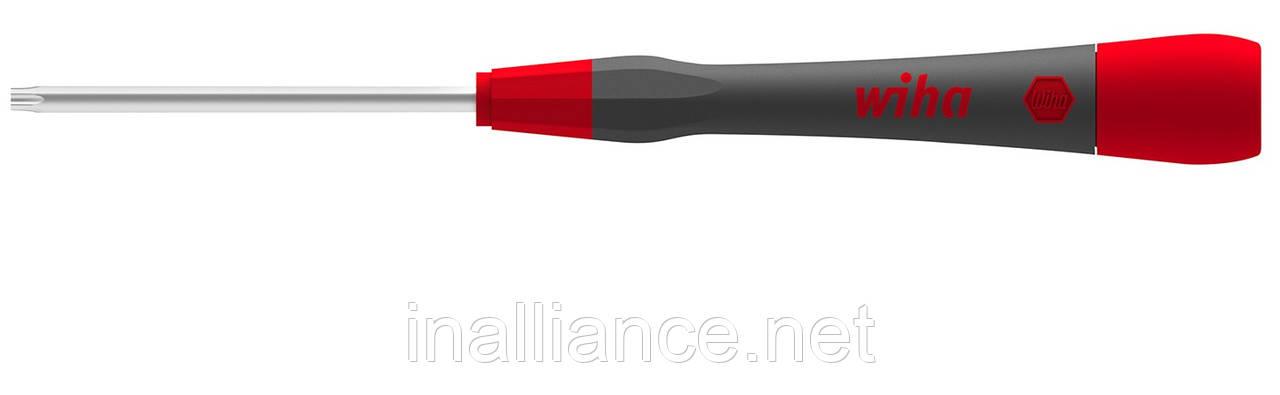 Тонкая микро отвертка 5 IPR x 40 мм TORX PLUS® Security (Tamper Resistant) PicoFinish Wiha 42499