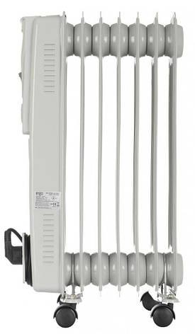 Масляный радиатор ERGO HO 191507 1500 Вт 7 секций, фото 2
