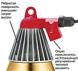 Защитный водонепроницаемый  плафон для ламп Interheat , D21 см, фото 3