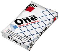 BAUMIT One. Клеевая смесь для керамической плитки, 25кг