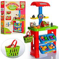 Игровой набор Супермаркет с корзиной 661-79