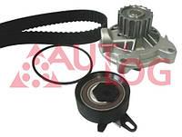 Насос водяной+ ремень ГРМ, ролики (к-т) WK3050 AUTLOG