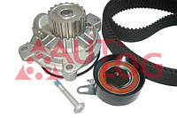 Насос водяной, ремень ГРМ, ролики (комплект) WK3053 AUTLOG