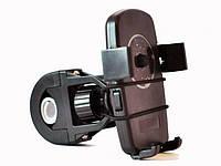 Держатель для телефона BauTech HX-M-X5 Велосипедный Черный (Hxmx5)