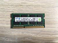 Оперативная память Samsung DDR3 4Gb для ноутбука 4 Гб 1.5v SoDIMM  PC3-12800S 4096MB 1600Mhz ДДР3 (4 Gb)